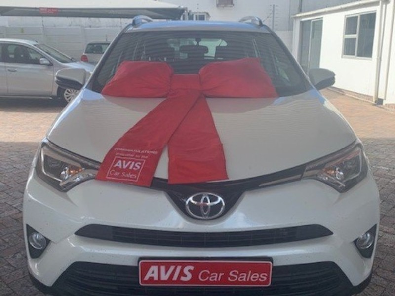 2016 Toyota RAV4 2.0 GX Auto Western Cape Cape Town_0