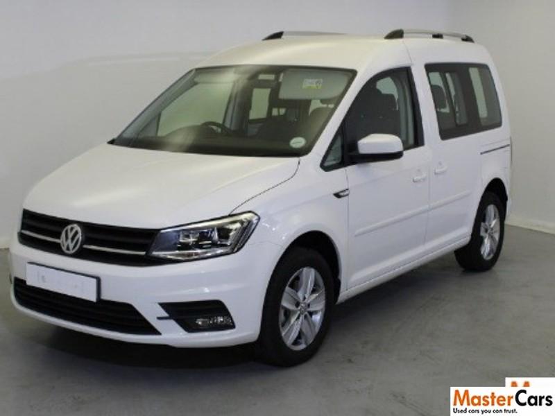 2021 Volkswagen Caddy 1.0 TSI Trendline Western Cape Bellville_0
