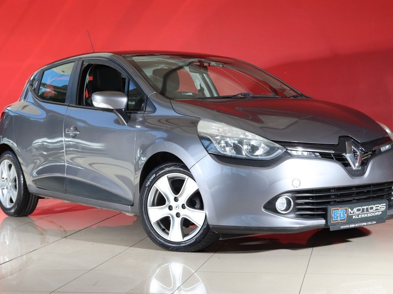 2016 Renault Clio IV 1.2T expression EDC 5-Door 88kW North West Province Klerksdorp_0