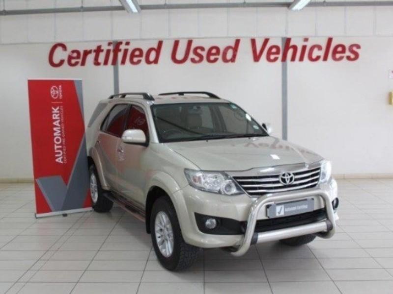 2012 Toyota Fortuner 4.0 V6 Heritage Rb At  Western Cape Stellenbosch_0