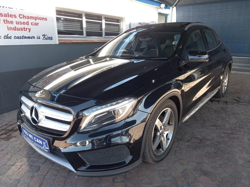 2015 Mercedes-Benz GLA 250 4Matic Western Cape Kuils River_0