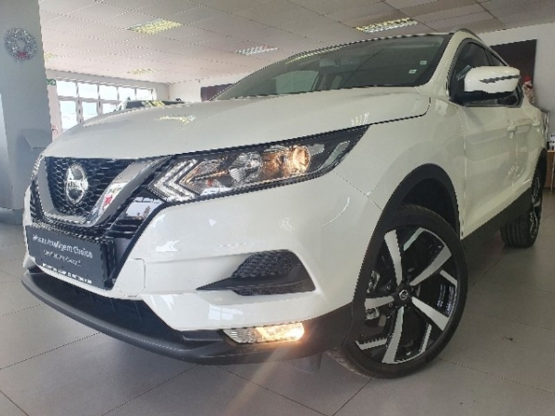 2021 Nissan Qashqai 1.5 dCi Acenta plus North West Province Potchefstroom_0
