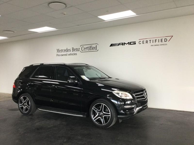 2016 Mercedes-Benz ML Ml 500 Be  Gauteng Sandton_0
