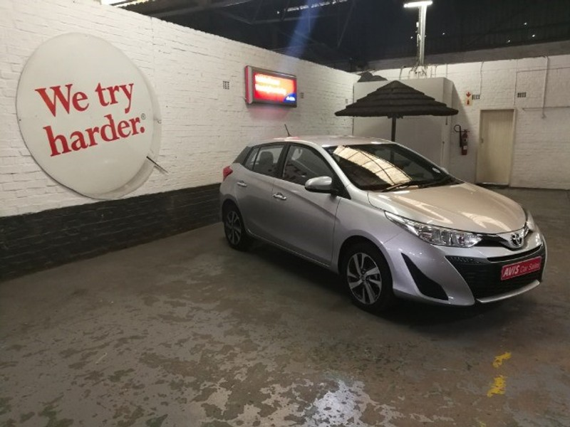 2019 Toyota Yaris 1.5 Xs CVT 5-Door Western Cape Bellville_0
