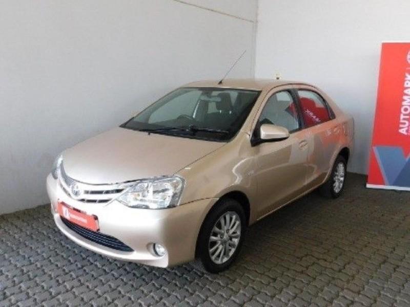 2017 Toyota Etios 1.5 Xs  Gauteng Soweto_0