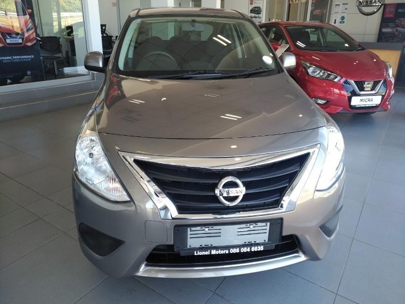 2021 Nissan Almera 1.5 Acenta North West Province Rustenburg_0