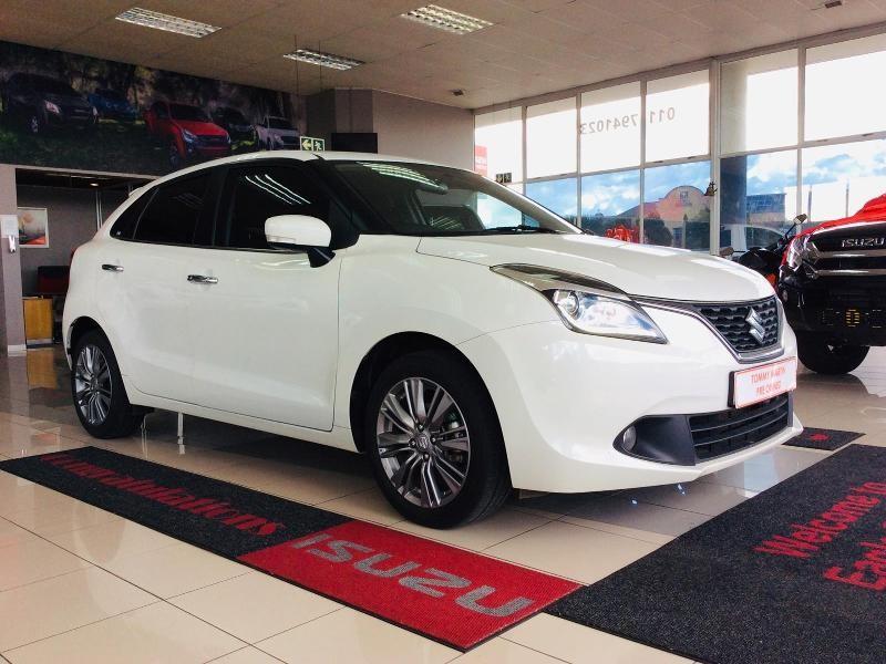 2018 Suzuki Baleno 1.4 GLX 5-Door Auto Gauteng Randburg_0