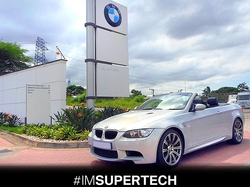 2013 BMW M3 Convertible M Dynamic M-dct  Kwazulu Natal Durban_0