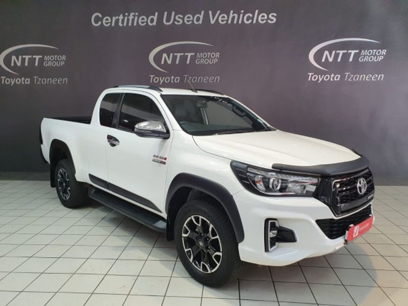 2020 Toyota Hilux 2.8 GD-6 RB Raider Auto PU ECAB Limpopo Tzaneen_0
