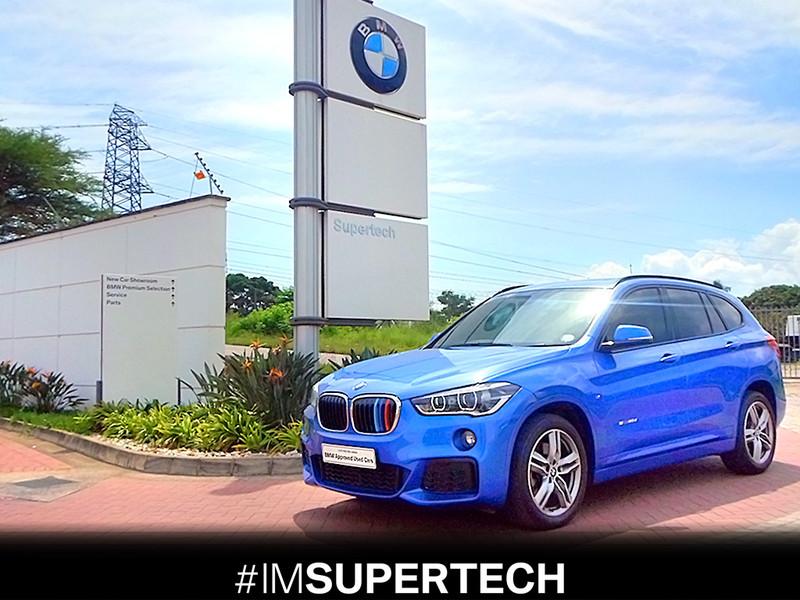 2016 BMW X1 sDRIVE20d M Sport Auto Kwazulu Natal Durban_0
