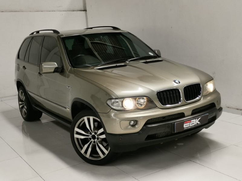 2005 BMW X5 3.0 At  Gauteng Johannesburg_0