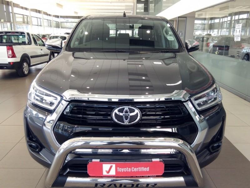2021 Toyota Hilux 2.8 GD-6 Raider 4x4 Auto Double Cab Bakkie Limpopo Mokopane_0