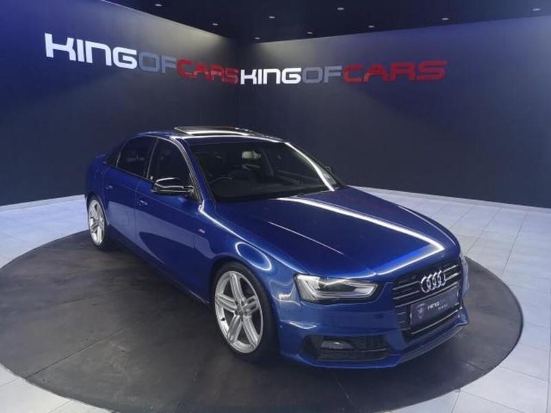 2016 Audi A4 1.8t Se  Gauteng Boksburg_0
