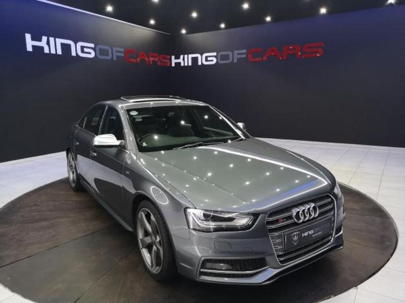 2012 Audi S4 3.0t Quattro Stronic  Gauteng Boksburg_0