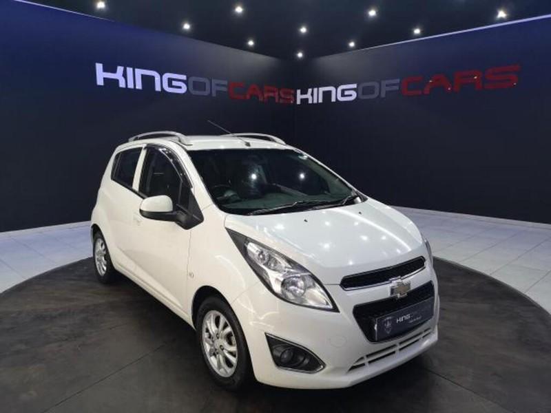 2014 Chevrolet Spark 1.2 Ls 5dr  Gauteng Boksburg_0