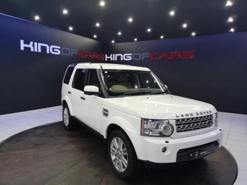 2011 Land Rover Discovery 4 3.0 Tdv6 Hse  Gauteng Boksburg_0