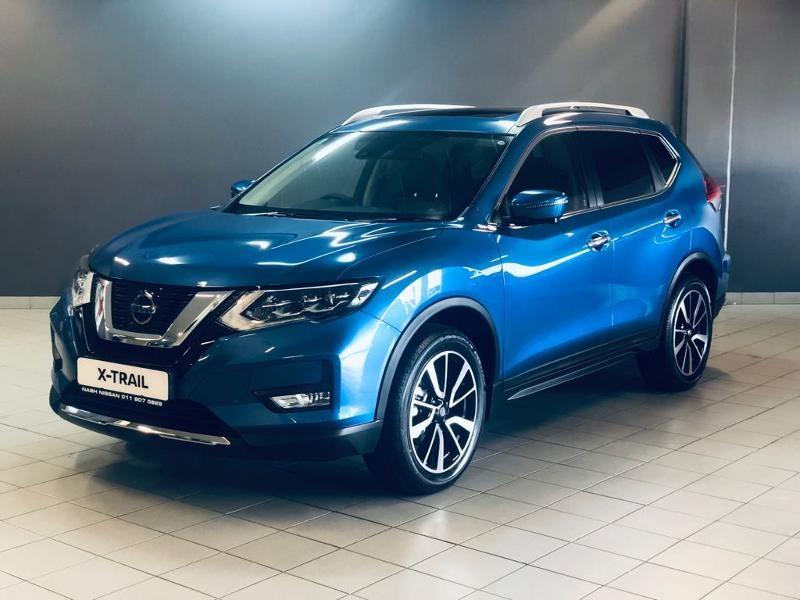 2021 Nissan X-Trail 2.5 Tekna 4X4 CVT 7S Gauteng Alberton_0