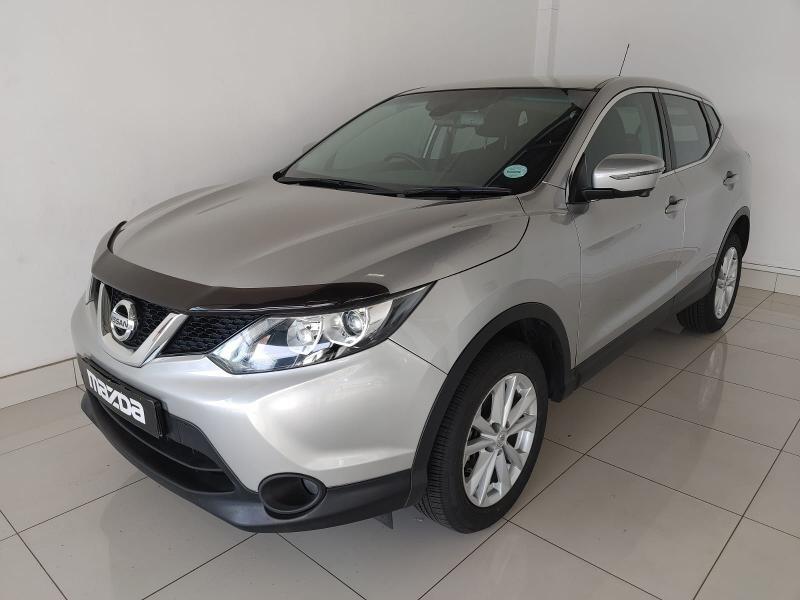 2018 Nissan Qashqai 1.5 dCi AcentaTechno Gauteng Boksburg_0