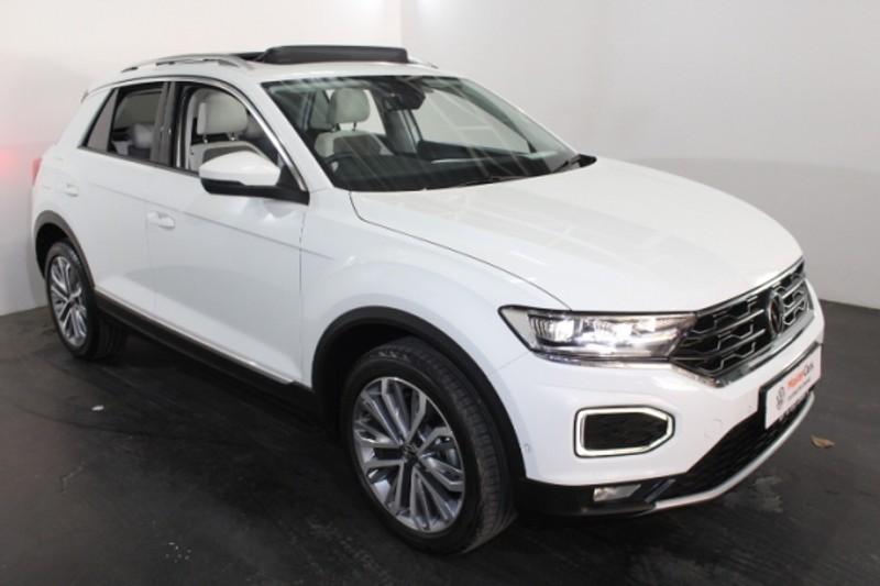 2021 Volkswagen T-Roc 1.4 TSI Design Tiptronic Eastern Cape East London_0