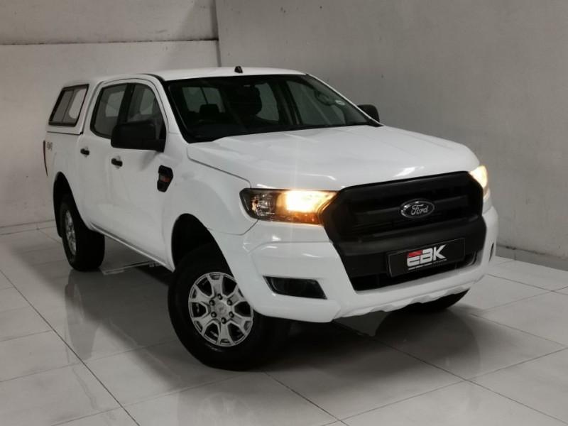 2016 Ford Ranger 2.2TDCi XL 4X4 Double Cab Bakkie Gauteng Johannesburg_0