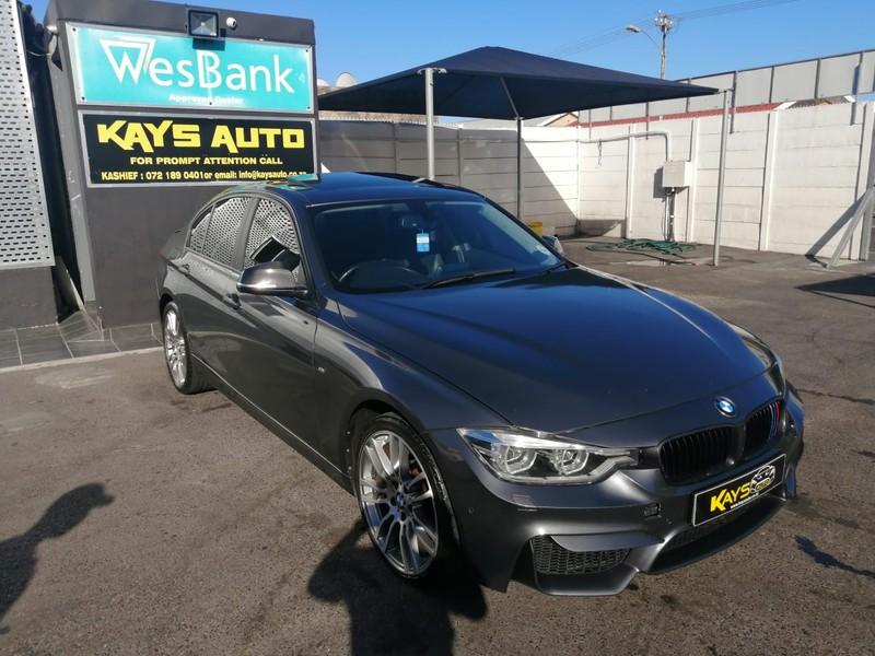 2016 BMW 3 Series 320i Auto Western Cape Athlone_0