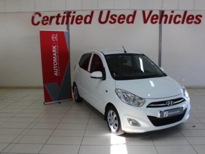 2012 Hyundai i10 1.1 Gls  Western Cape Stellenbosch_0