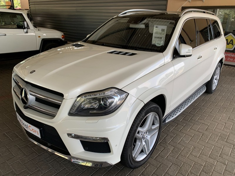 2015 Mercedes-Benz GL 500 BE Mpumalanga Secunda_0