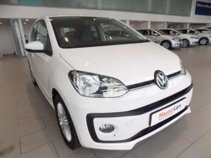 2017 Volkswagen Up Move UP 1.0 5-Door Western Cape Paarl_0