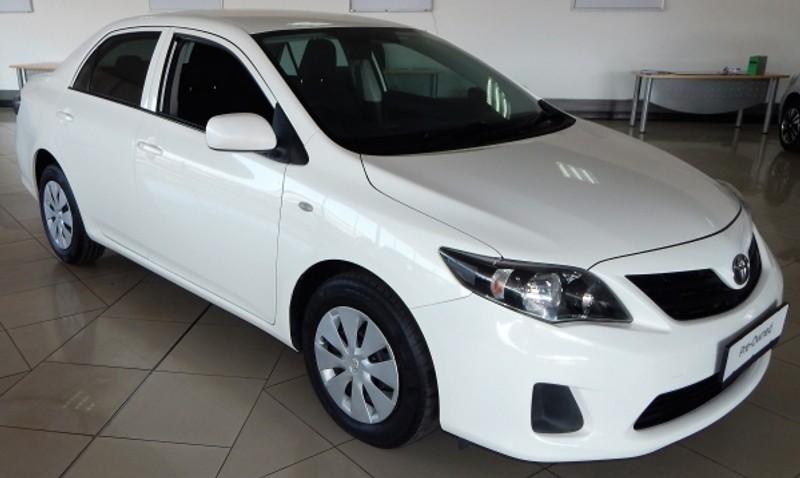 2019 Toyota Corolla Quest 1.6 Kwazulu Natal Ladysmith_0