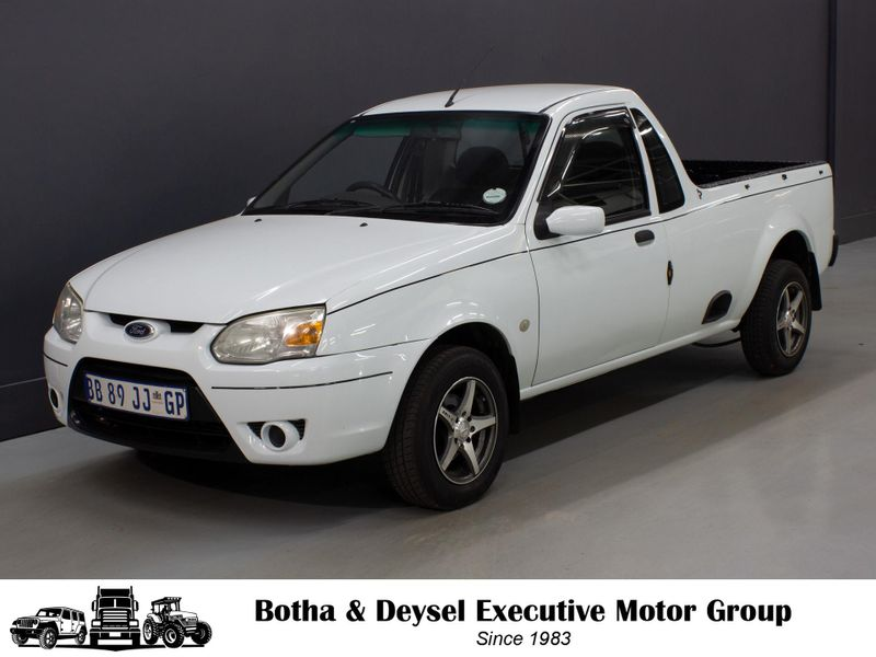2011 Ford Bantam 1.6i Pu Sc  Gauteng Vereeniging_0