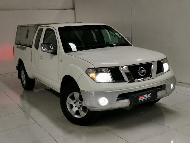 2010 Nissan Navara 2.5 Dci Xe Kcab 4x4 Pu Sc  Gauteng Johannesburg_0