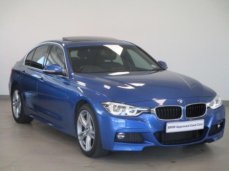 2018 BMW 3 Series BMW 3 Series 320i M Sport Auto Kwazulu Natal Pinetown_0