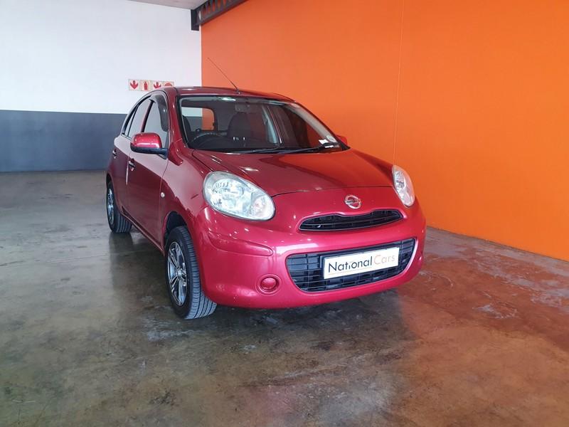 2012 Nissan Micra 1.2 Visia Insync 5dr d86v  Mpumalanga Secunda_0