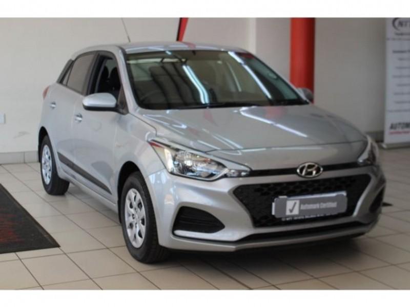 2019 Hyundai i20 1.2 Motion Mpumalanga Barberton_0