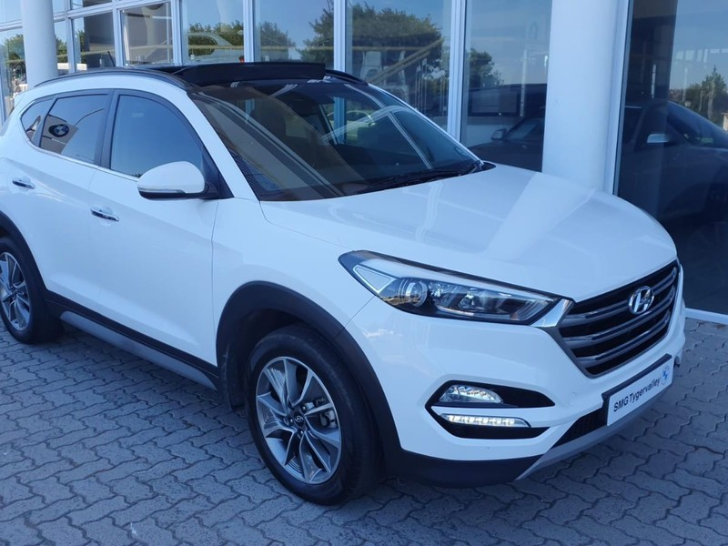 2017 Hyundai Tucson 2.0 CRDi ELITE AT Western Cape Tygervalley_0