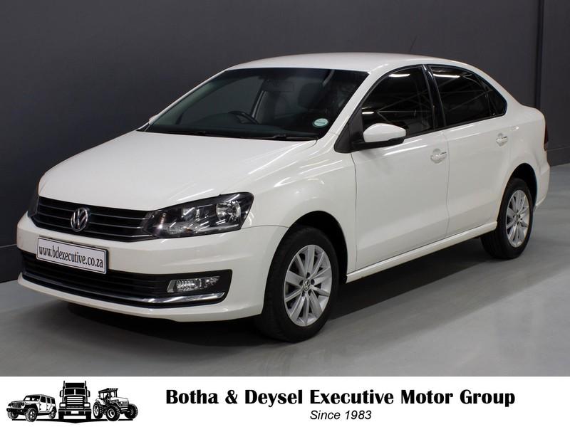 2018 Volkswagen Polo GP 1.4 Comfortline Gauteng Vereeniging_0