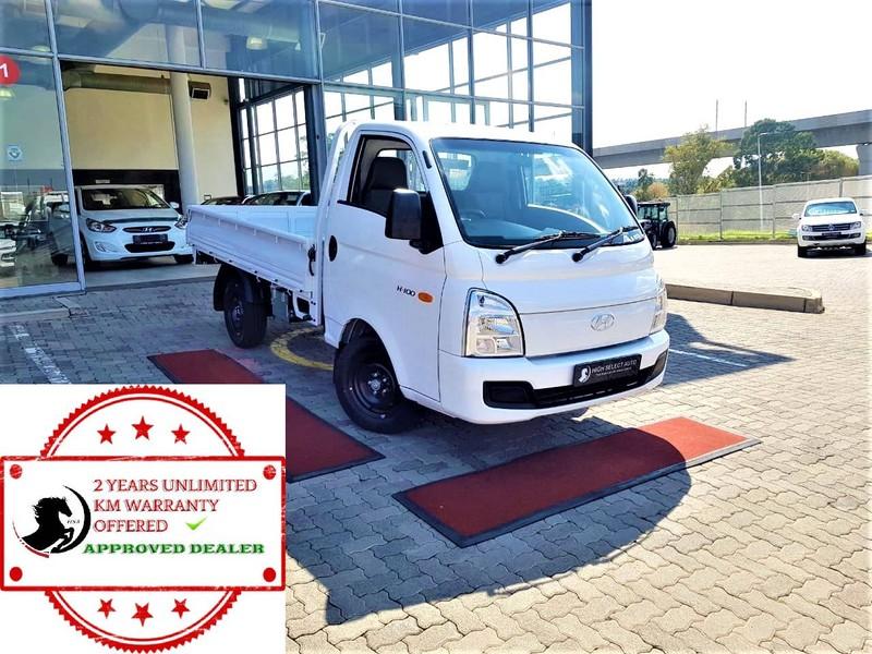2018 Hyundai H100 Bakkie 2.6d Fc Cc  Gauteng Midrand_0