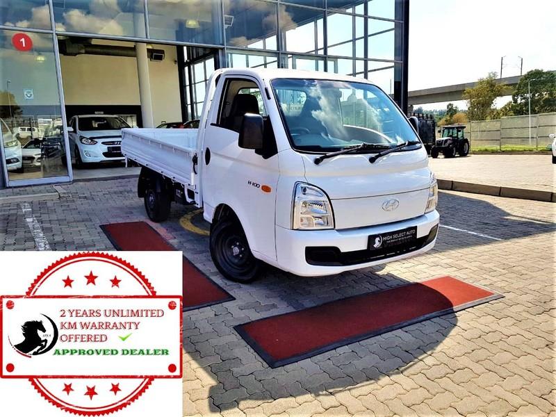2019 Hyundai H100 Bakkie 2.6d Fc Cc  Gauteng Midrand_0