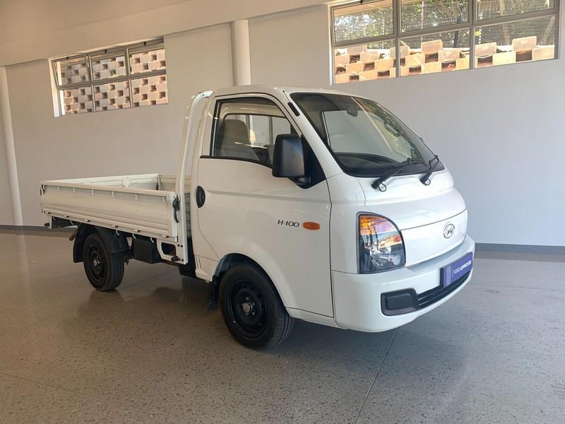2020 Hyundai H100 Bakkie 2.6d Fc Ds  Mpumalanga White River_0