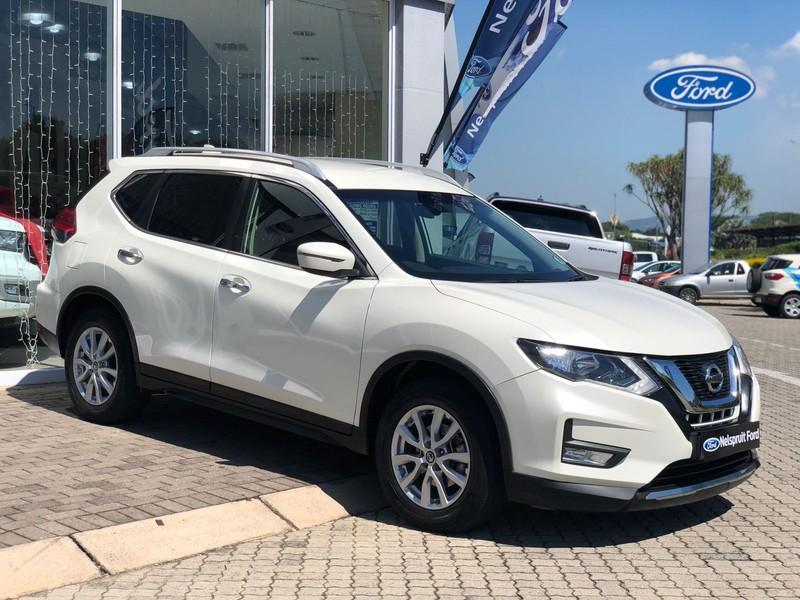 2018 Nissan X-Trail 2.5 Acenta 4X4 CVT Mpumalanga Nelspruit_0