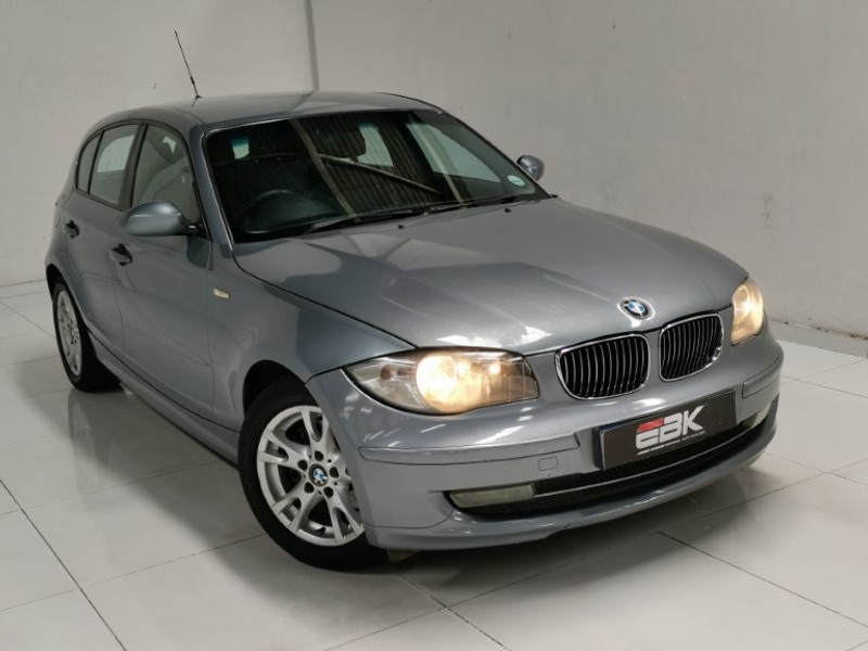 2007 BMW 1 Series 120d e87  Gauteng Johannesburg_0
