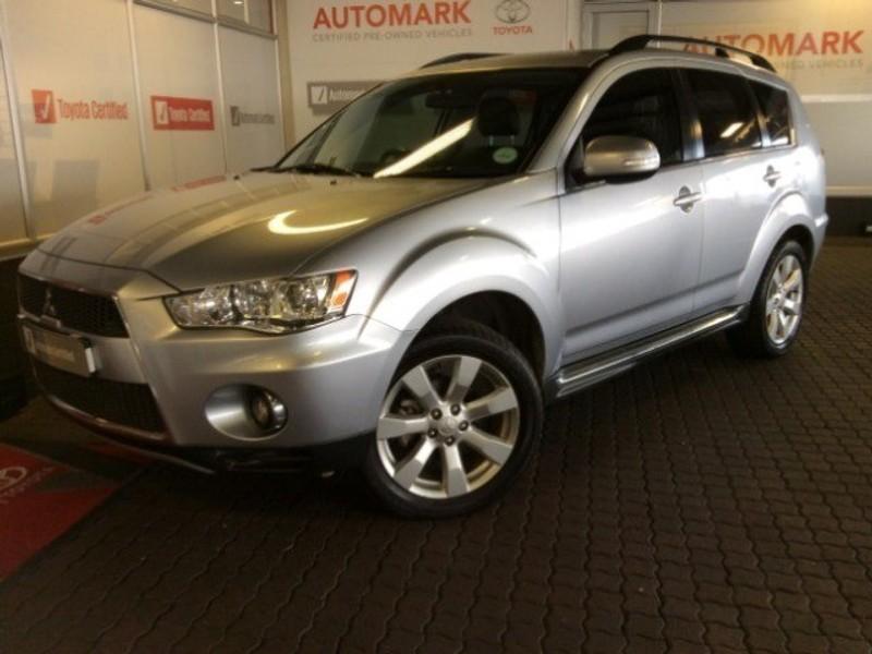 2011 Mitsubishi Outlander 2.4 Gls At  Mpumalanga Witbank_0