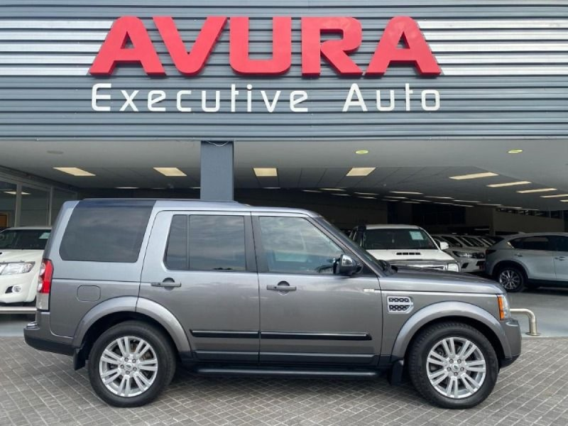 2011 Land Rover Discovery 4 3.0 Tdv6 Hse  North West Province Rustenburg_0