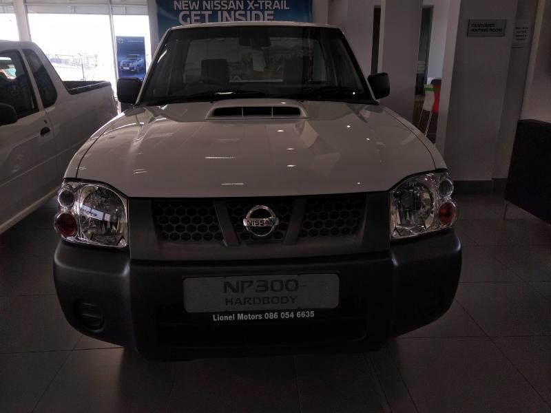 2021 Nissan NP300 2.5TDi HI-RIDER Single Cab Bakkie North West Province Rustenburg_0