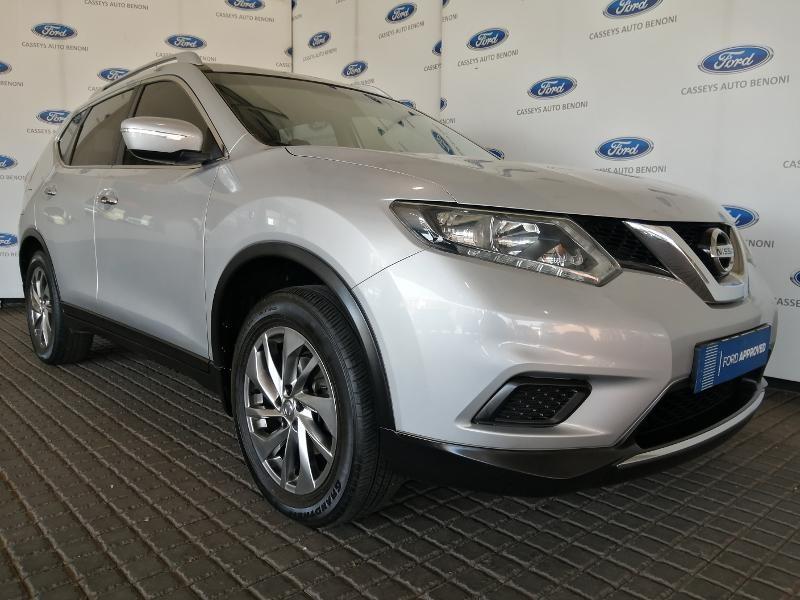 2016 Nissan X-Trail 1.6dCi XE T32 Gauteng Johannesburg_0