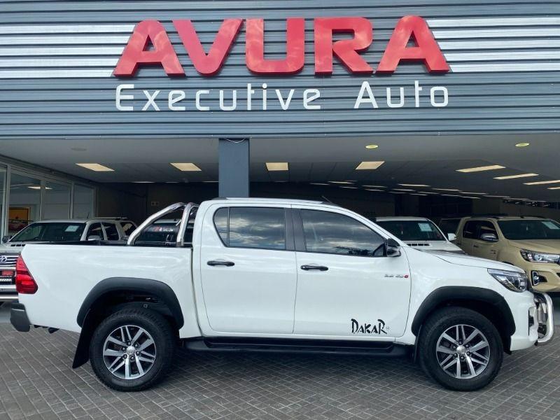2018 Toyota Hilux 2.8 GD-6 RB Auto Raider Double Cab Bakkie North West Province Rustenburg_0