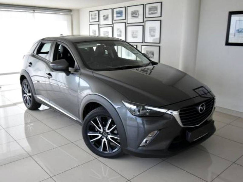 2018 Mazda CX-3 2.0 Individual Auto Gauteng Centurion_0