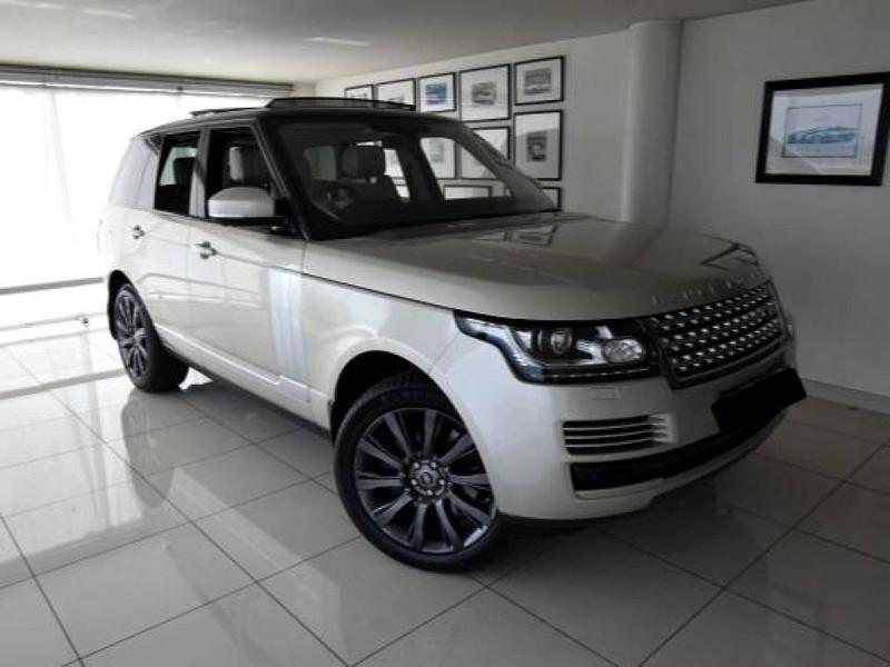 2013 Land Rover Range Rover 5.0 V8 Sc Vogue Se  Gauteng Centurion_0