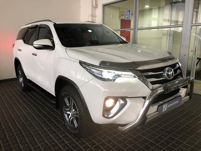 2016 Toyota Fortuner 2.8GD-6 RB Auto Gauteng Rosettenville_0