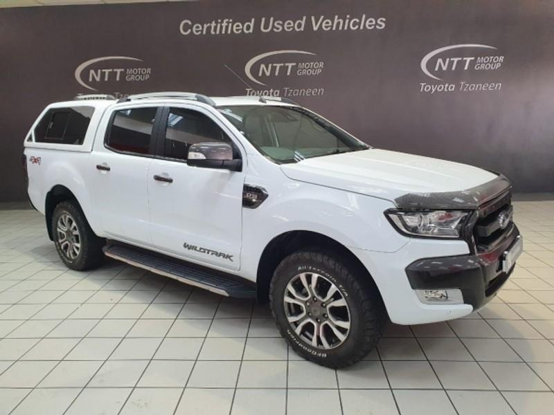 2016 Ford Ranger 3.2TDCi Wildtrak 4x4 Auto Double cab bakkie Limpopo Tzaneen_0
